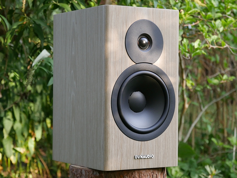 Dynaudio Evoke 20 blonde wood gesamt