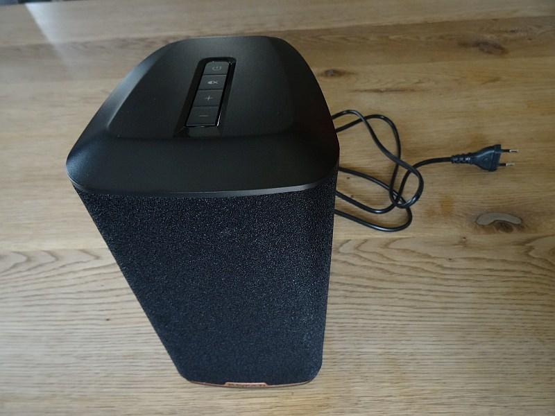 bonsaimachos test klipsch rw 1 streaming lautsprecher. Black Bedroom Furniture Sets. Home Design Ideas