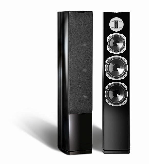 bonsaimachos advance acoustic xi 125 set mit lautsprechern und kabeln. Black Bedroom Furniture Sets. Home Design Ideas
